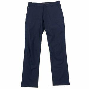 Rhone Commuter Straight Leg Lightweight Pants 34